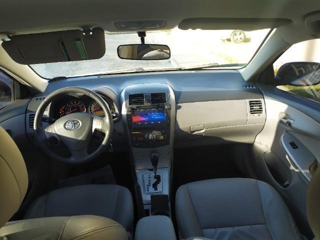Toyota Corolla Xei 1.8 Aut. - 2010 - Foto 7