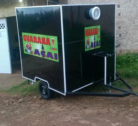Food trailer reboques geral Nota pra emplacamento - Foto 3