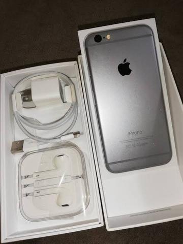 IPhone 6s 64gb com caixa e nota paguei 1500 nele novo sou único dono ! - Foto 5