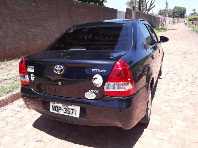 Etios Sedan somente venda - Foto 2