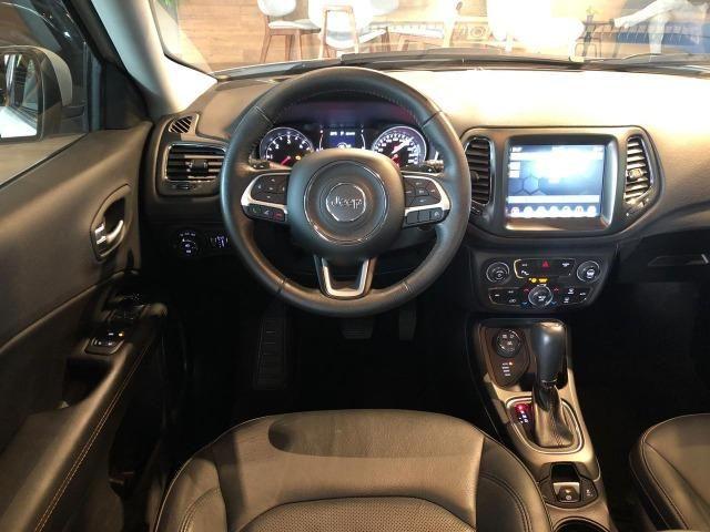 Jeep Compass Longitude 2.0 Turbo Diesel 4x4 Automatico 2018 - Foto 11