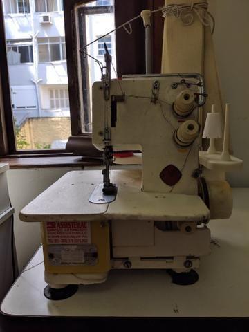 Máquina de costura de trama - Foto 2