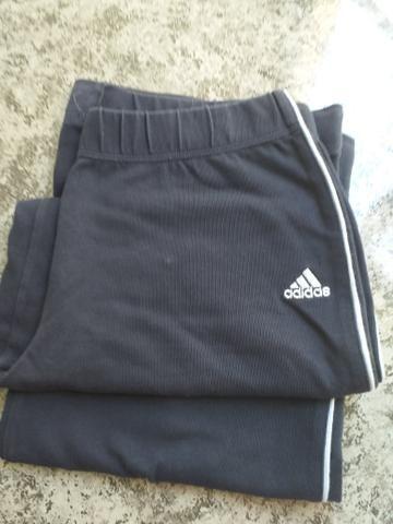Calça esporte Adidas Original Feminina ( Muito barata) - Foto 2