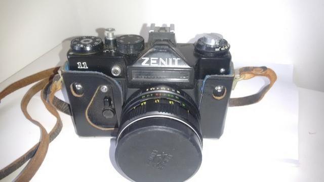 Câmera Fotográfica Zenit 11 (Raridade, ano 1964) - Foto 2