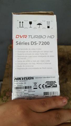Kit Completo com 4 câmeras CFTV + 1 monitor - Foto 3