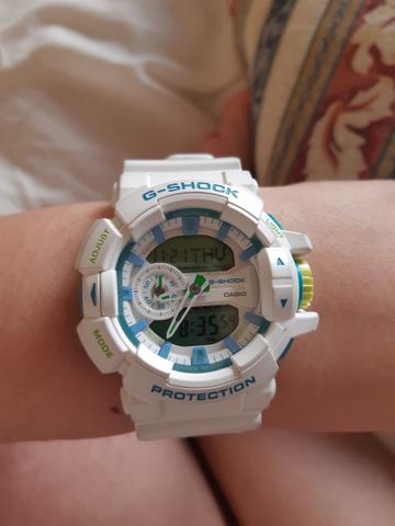 G Shock original com caixa e manual - Foto 2