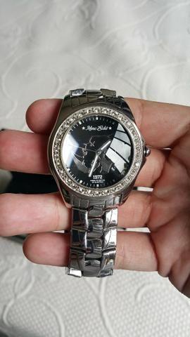 d11ff22567e Relógio aço Marc Ecko masculino - Bijouterias