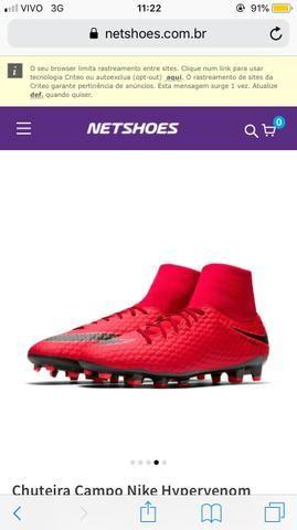 Chuteira da Nike campo Nº 41 - Esportes e ginástica - Bertioga ae40e7096f639