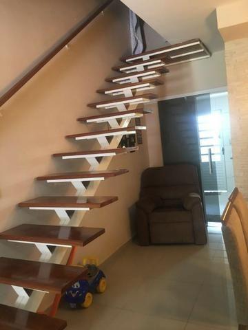 COD 60 - Casa Duplex 2 qts sendo 1 suíte - Cerâmica - Nova Iguaçu - Foto 7
