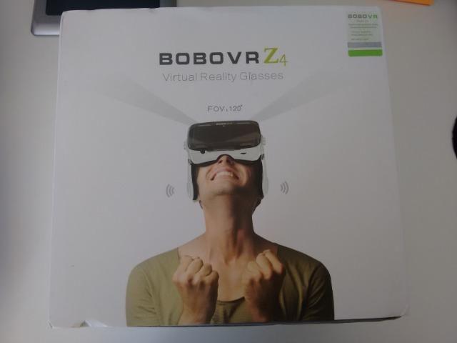 Óculos Virtual Bobo VR Z4 Fone Acoplado 3d + Controle - Celulares e ... c1d3220ea2
