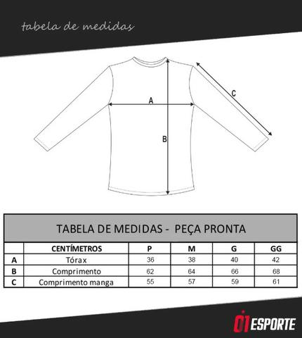 Camisa Térmica Kanxa Alta Compressão UV 50 Manga Longa - Esportes e ... 94f3b9a8cecee