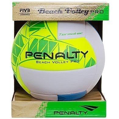 Bola De Volei De Praia Penalty Beach Vôlei Pro Term 6 - Esportes e ... c1780aebf042a
