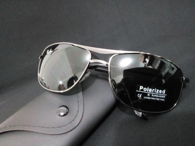 Óculos De Sol Ray Ban Caravan Polarizado - Bijouterias, relógios e ... c8a695e1a7