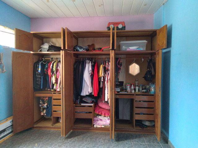 Guarda roupa Cerejeira 6 portas  - Foto 2