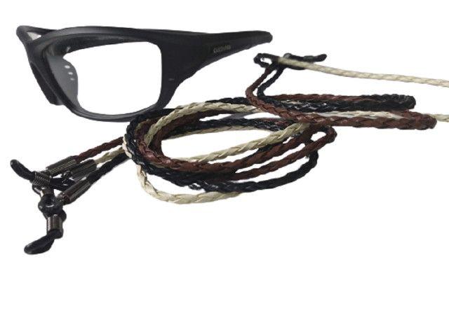 Cordinha segurança óculos courinho - Foto 2