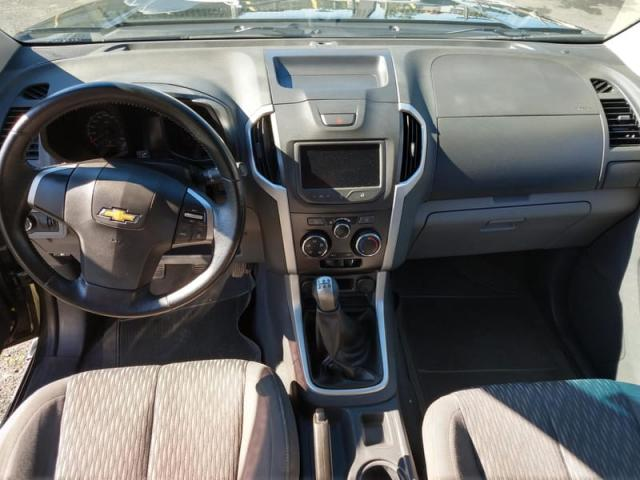 CHEVROLET S10 2.4 LT 4X2 CD FD2 - Foto 7