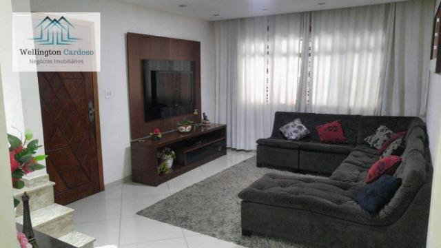 Sobrado com 3 dormitórios à venda, 292 m² por R$ 580.000 - Parque Novo Mundo - São Paulo/S - Foto 3