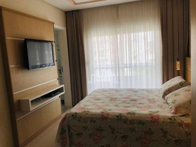 Apartamento com 3 dormitórios à venda, 98 m² por R$ 580.000,00 - América - Joinville/SC - Foto 15