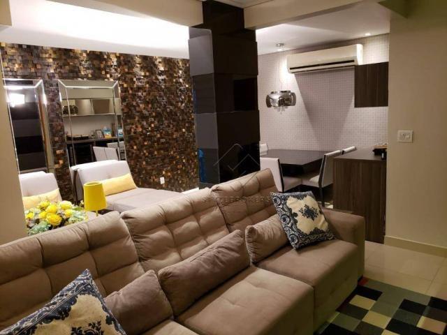 Apartamento com 2 dormitórios à venda, 79 m² por R$ 340.000,00 - Centro Sul - Cuiabá/MT - Foto 4