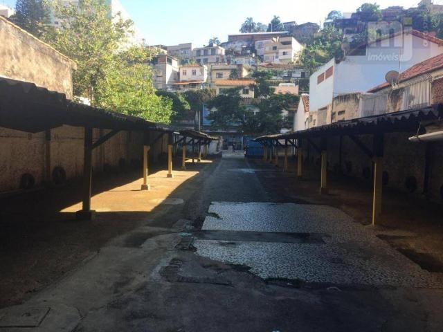 Terreno para alugar, 520 m² por R$ 4.000,00/mês - Ingá - Niterói/RJ - Foto 8
