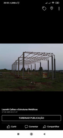 Barracão pré moldados - Foto 2