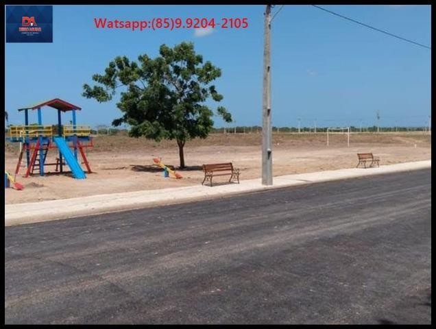 Loteamento pronto para construir em Itaitinga a 10 min de Messejana!! - Foto 8
