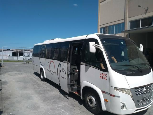 Micro ônibus Volare wl 2013 32 lugares - Foto 9