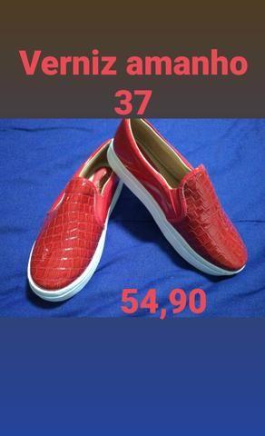 Sapatos novos diversos - Foto 5