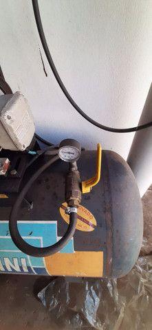 Compressor em ótimo estado - Foto 2