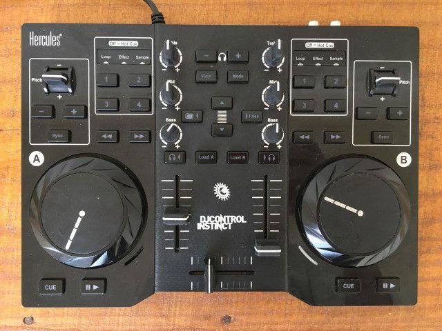 Controladora Hercules DJ Control Instinct - Foto 3
