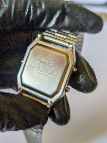 Casio Vintage prata  - Foto 3