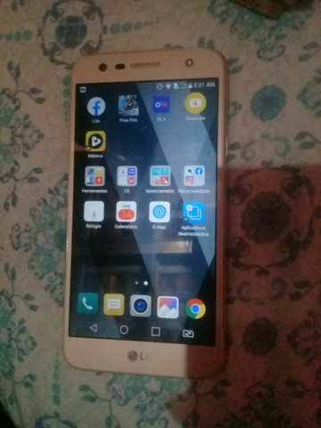 LG K10 POWER 32 GB NOVO - Foto 2