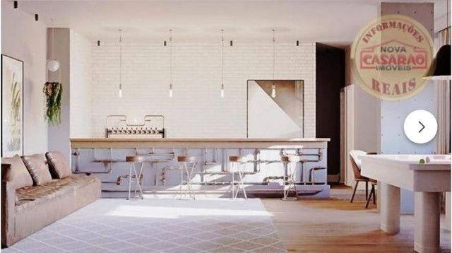 Apartamento com 2 dormitórios à venda, 70 m² por R$ 350.000 - Mirim - Praia Grande/SP - Foto 5
