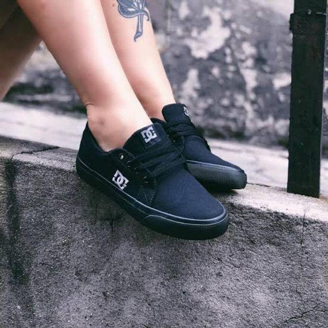 Tênis DC Shoes Plaza 36