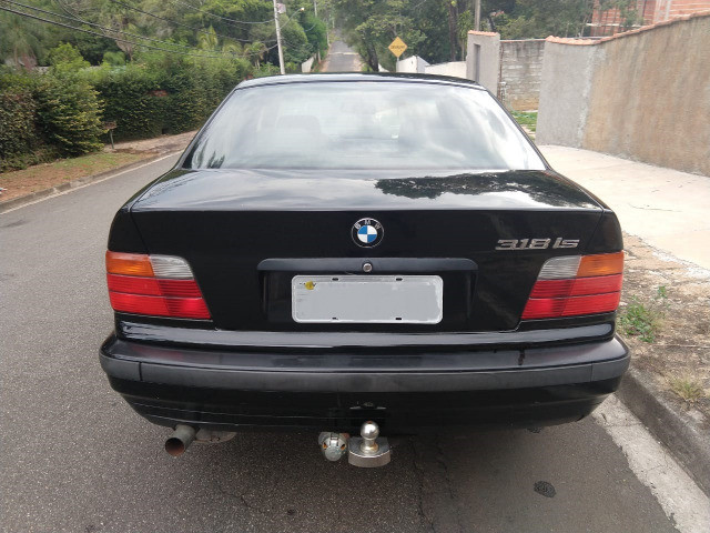Vendo ou troco BMW 318is 1996 cambio manual teto solar doc.OK - Foto 3