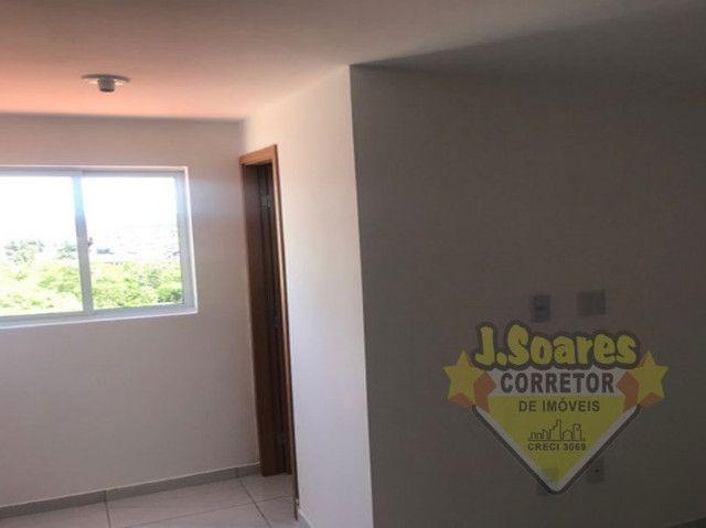 Treze de Maio, apartamento, 02 quartos, suite, vaga coberta, R$ 1.000, João Pessoa - Foto 6