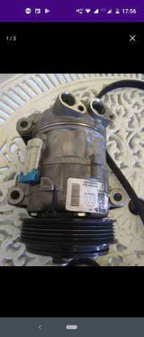 Compressor com defeito Fiat mobi