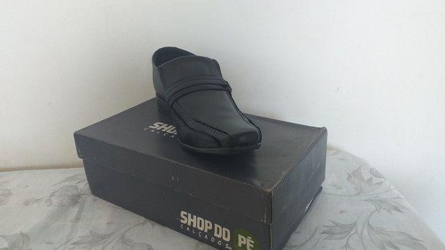 Vende-se sapato social novo,nunca usado!n°40