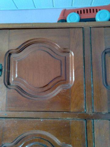 Guarda roupa Cerejeira 6 portas  - Foto 4