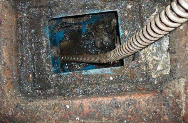 Tubulação entupida ligue que resolvemos sem quebrar piso ou parede