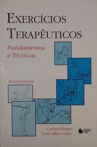 Livro: Exercícios Terapêuticos Fundamentos e Técnicas