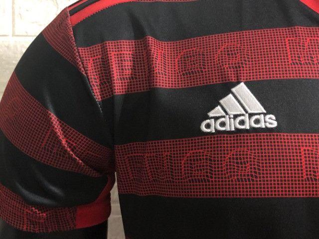 Camisa CR Flamengo 1 19/20 Torcedor - Foto 4