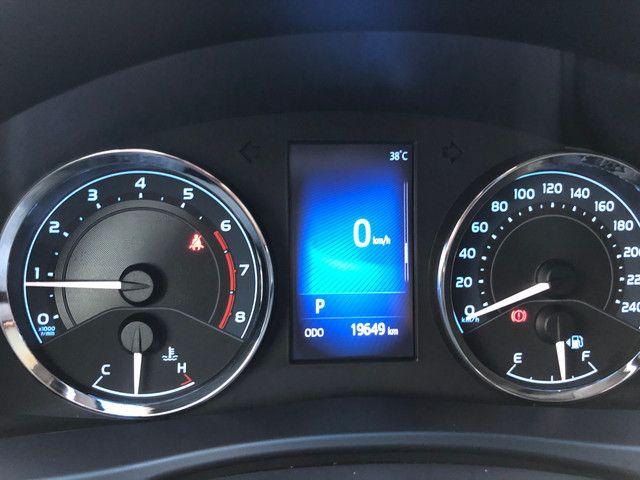 Corolla XEI 2019 2.0 Automático - Foto 14