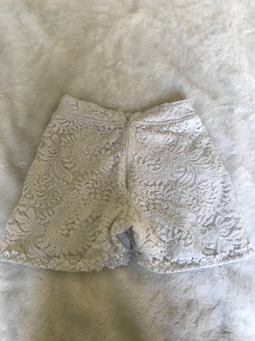 Short saia de renda - Foto 3
