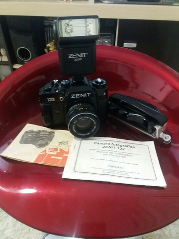 Câmera fotográfica  zenit 122  - Foto 2