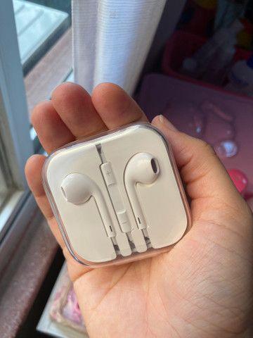 Fone de ouvido para IPhone ORIGINAL/NOVO lacrado na caixa/lacrado