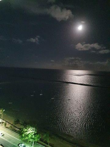 Flat Beira Mar de Olinda - Contemple a Natureza - Todo Mobiliado Novo - Foto 3