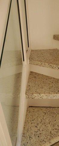 Escada em ferro e marmore - Foto 4
