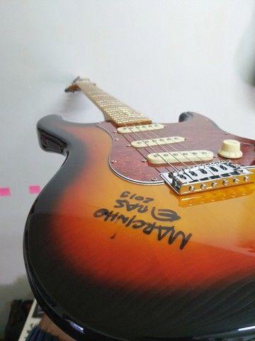 Guitarra Tagima TG-530 Woodstock Series - Foto 5