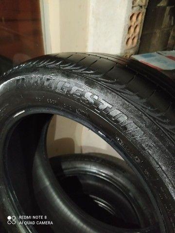Pneus Bridgestone 205/55R16 - Foto 4